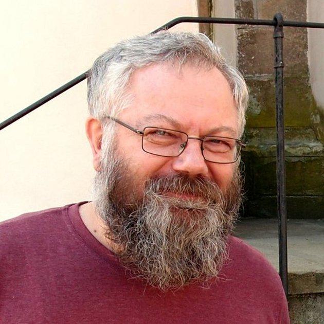 Jaroslav Pikal - ředitel Muzea Jindřichohradecka.