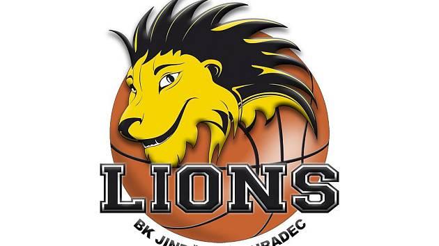 Nové logo jindřichohradeckého basketbalového týmu - žáci