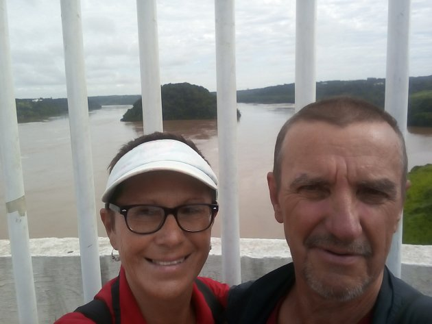 Milena a Josef zavítali do Paraguaye.