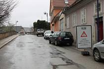 Provoz v Mlýnské ulici. Ilustrační foto.