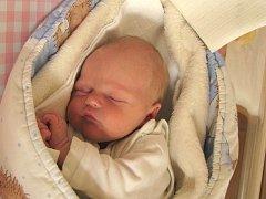 Karolína Pacholíková z České Olešné se narodila 12. ledna 2014 Pavle a Markovi Pacholíkovým. Vážila 2930 gramů a měřila 49 centimetrů.