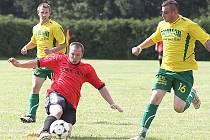 Jeden z posledních fotbalových turnajů v okrese se uskutečnil v Deštné.
