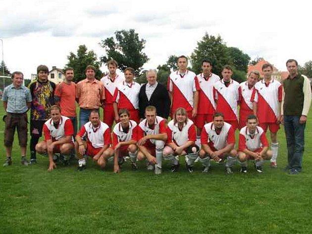 Současný tým SK Rapšach vede po třech kolech tabulku OS mužů sk. A.