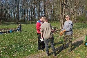 """Cílem projektu """"Mařížský park – cesta, stromy a voda"""" je obnova cenné přírodní lokality nedaleko Slavonic."""