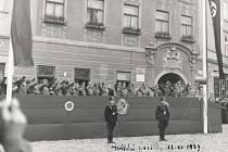 Výstava přibližuje zlomové okamžiky roku 1939 v Jindřichově Hradci.