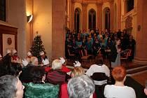 Tříkrálová sbírka na Jindřichohradecku začala požehnáním a koncertem v kapli sv. Maří Magdaleny.