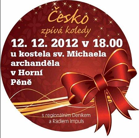 Přijďte si zazpívat koledy 12.12. v18 hodin vJ. Hradci.
