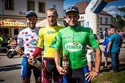 V pořadí třetí ročník závodů v silniční cyklistice RBB Tour se koná od pátku do neděle na Jindřichohradecku.