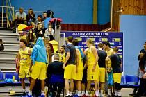 Basketbalisté Jindřichova Hradce prohráli v prostějovské hale s BK Olomoucko 74:98.