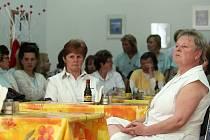 Jednání se zaměstnanci v dačické nemocnici.