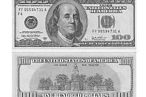 Falešnou stodolarovou bankovkou se pokusil podvodník platit včeskobudějovickém hotelu Gomel.
