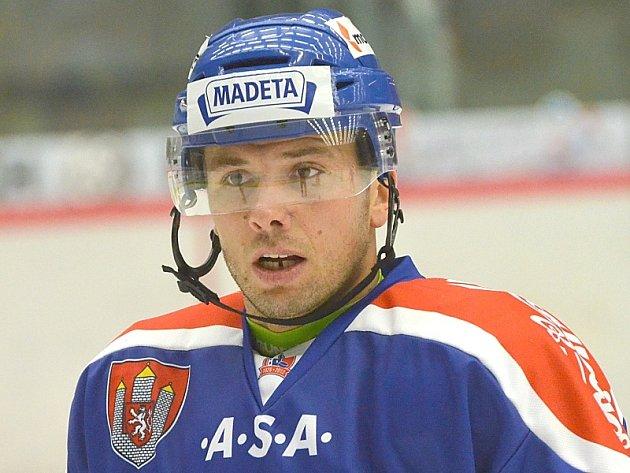 Útočník Miroslav Třetina posílil hokejisty Vajgaru.