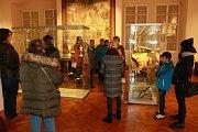 Výstava o rodu Černínů.