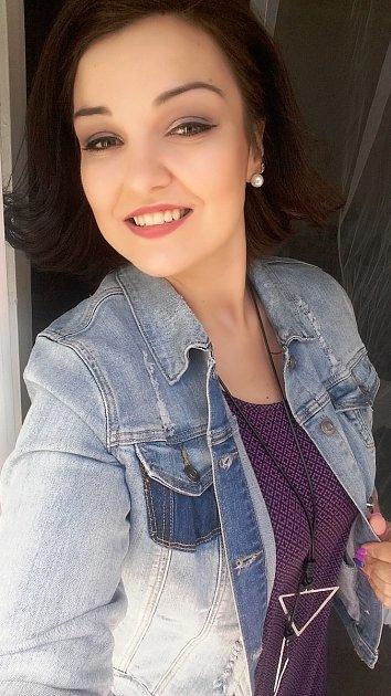 Tereza Matoušová je ve finále soutěže Miss Prima křivky.