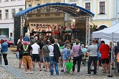 Jazzové melodie a písně v podání hudebního seskupení SEBRANKA.