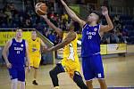 Jindřichohradečtí basketbalisté porazili v 12. kole I. ligy na domácí palubovce Litoměřice 98:65.