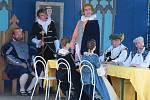 Děbolínský divadelní festival zakončila pohádka.