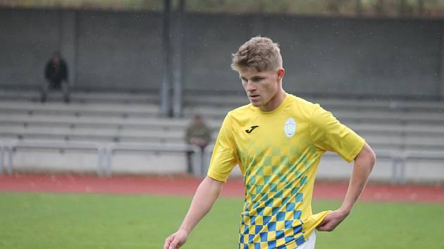 Záložník Martin Janák se v závěru podzimu rozehrál do výborné formy a také díky němu není situace jindřichohradeckých fotbalistů beznadějná.