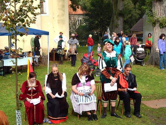 V sobotu se v Horní Pěně konaly Michalské slavnosti.