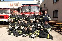 Sbor dobrovolných hasičů ze Suchdola nad Lužnicí.