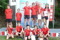 Mladí letní biatlonisté ze Starého Města pod Landštejnem se v II. kole Českého poháru opět činili.