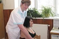 Fyzioterapeutka Libuše Waltrová pracuje v Lázních Aurora už patnáct let.