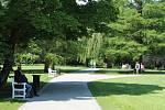 Zámecký park v Třeboni se 1. června opět otevřel veřejnosti.