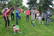 Víkend ve Stráži nad Nežárkou se nesl ve znamení velkolepé oslavy zdejších dětí. Sbor dobrovolných hasičů pro ně a jejich rodiče i prarodiče připravil na sokolském hřišti dětský den.