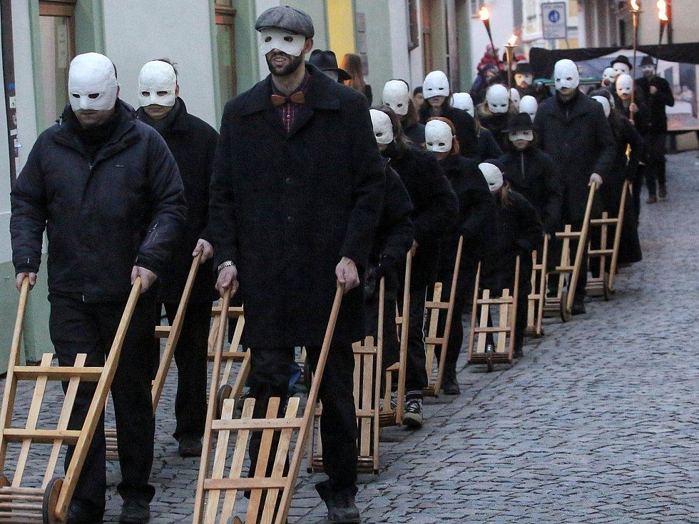 V Dačicích je Velký pátek ve znamení hrkání. Ilustrační foto.