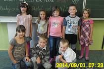 Zahájení školy v Novosedlech nad Nežárkou.