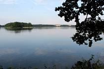 Rybník Velká Holná. Ilustrační foto.