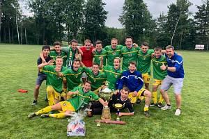 Fotbalisté Sokola Třebětice se stali vítězi 60. ročníku Jistuza Cupu.