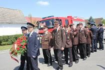 Břiličtí hasiči oslavili 105. výročí od založení sboru.