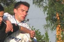 Záložník Martin Šuba.