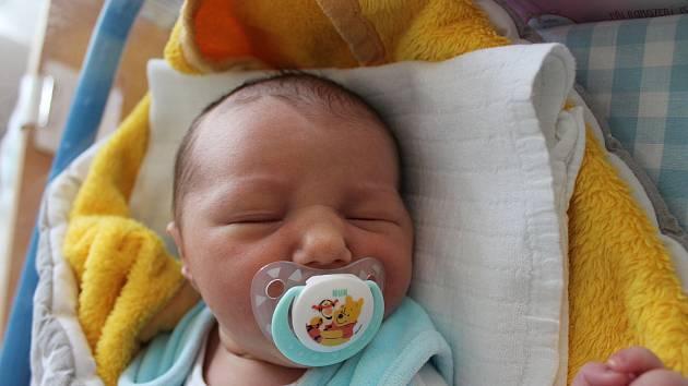 Natálie Vrchotová se narodila 25. dubna Petře a Tomáši Vrchotovým z Břilic. Měřila 50 centimetrů a vážila 3150 gramů.