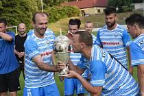 V Žirovnici se konal 87. ročník Perleťového poháru, který ovládli fotbalisté Humpolce.