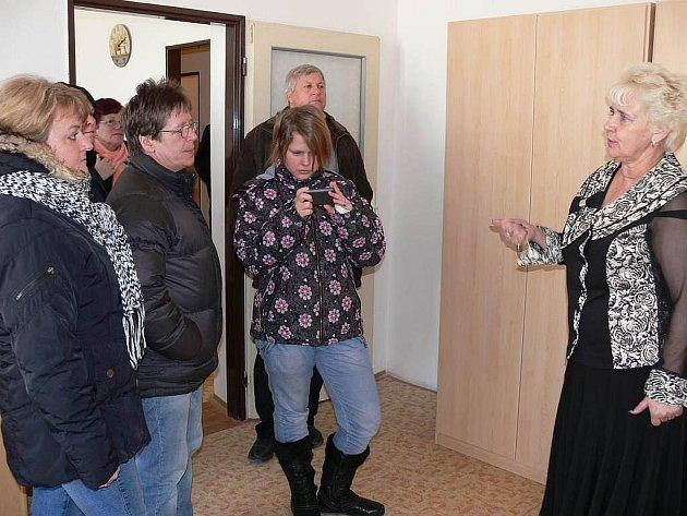 AZYLOVÝ DŮM Rybka ve Studené slouží od ledna jako jeden z mála pro celé rodiny s dětmi, které se ocitnou ve svízelné situaci. Při Dni otevřených dveří se přišly podívat stovky lidí.