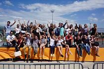 Studenti z celé Evropy se na přelomu května a června setkali ve Štrasburku.