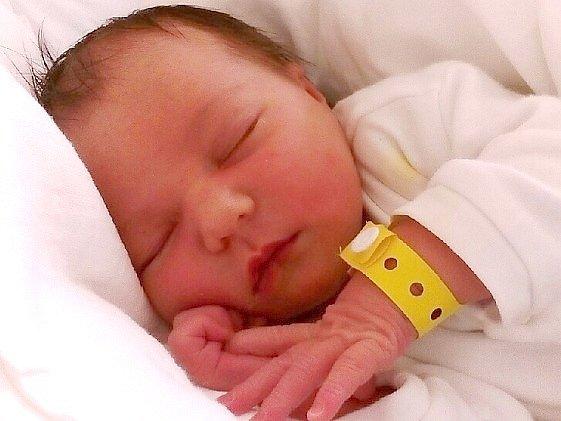 Tereza Srpová se narodila 24. března v 9 hodin a 12 minut Pavlíně a Marcelovi Srpovým  ze Studené. Vážila 3360 gramů a měřila 51 centimetrů.