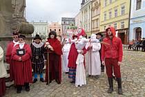 Baráčníci letos smrtku vynesli v neděli 7. dubna.