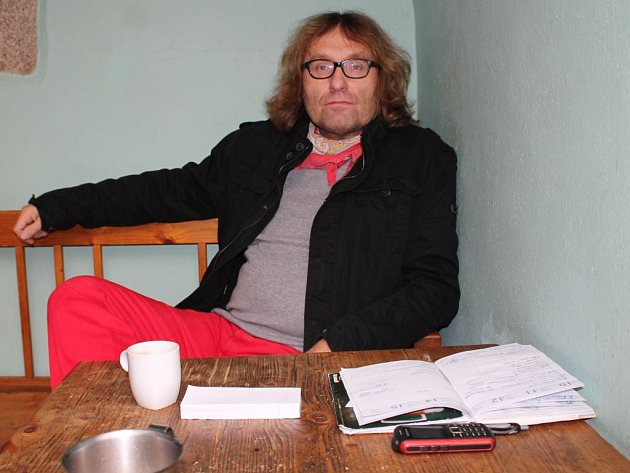 ZDENĚK KASPER patřil v listopadu 1989 k předním jindřichohradeckým aktivistům.