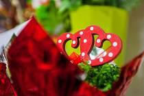 Pošlete své lásce valentýnské přání.