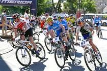 Ve Stráži nad Nežárkou se konal třetí závod série Cyklosport Hájek liga 2009.