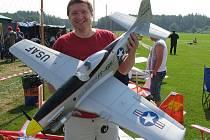 Modely letadel. Ilustrační foto.