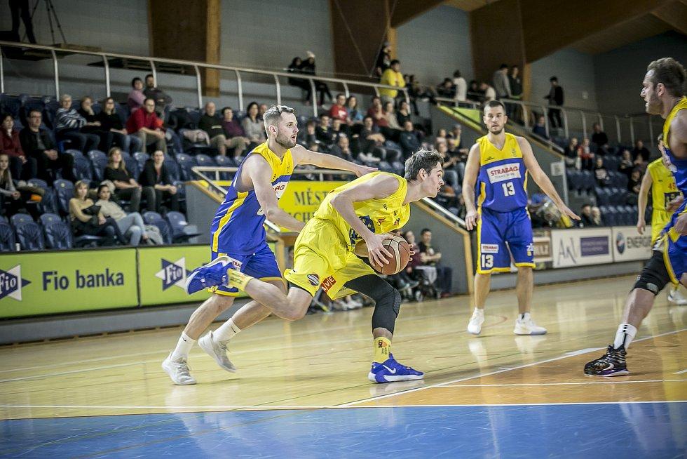 Jindřichohradečtí basketbalisté nastříleli Zlínu 134 bodů a stanovili tak nový rekord I. ligy.