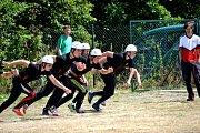 ZLEPŠENÍ zaznamenalo v Majdaleně družstvo z Markvarce. Po druhém místě ve Stříbřeci se markvareckým podařilo zvítězit.