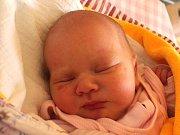 Michaela Poustevníková se narodila 6. března Martině a Františkovi Poustevníkovým z Hamru. Měřila 50 centimetrů a vážila 3450 gramů.