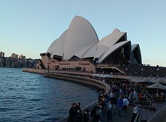 Cestovatelé z Hradce si prohlédli Sydney.