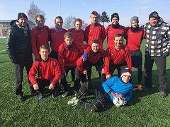 Těžké jaro čeká fotbalisty dačického Centropenu.