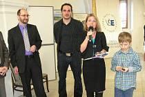 V Muzeu Jindřichohradecka se uskutečnílo ocenění jihočeských dobrovolníků cenami Křesadlo 2011 a Dobrá parta 2011.